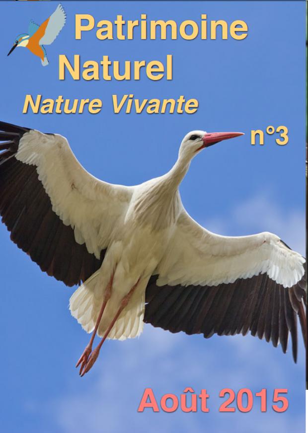 Revues de la Commission Patrimoine Naturel
