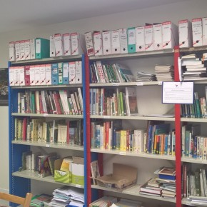 Bibliothèque de Nature Vivante